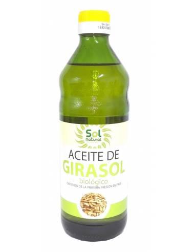 ACEITE DE GIRASOL SOL NATURAL
