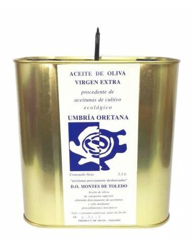 ACEITE DE OLIVA VIRGEN EXTRA 2.5 L