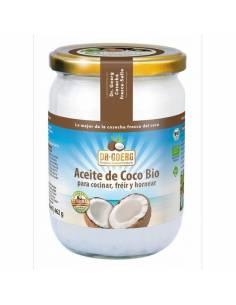 """@Aceite de coco Virgen Extra Bio Ecológico de """"Dr. Goerg"""" (500ml / 462 gr)"""