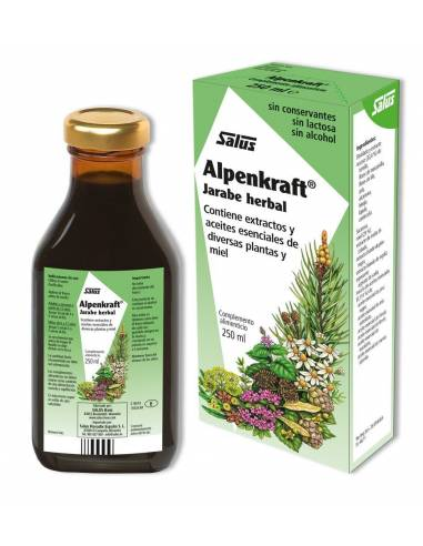 "@Jarabe Alpenkraft Jarabe Herbal de ""Salus"" (250 ml)"