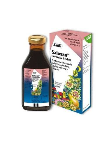 "Jarabe Salusan Fórmula Herbal de ""Salus"" ( 250 ml)"