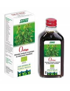 """Jugo de Ortiga Ecológico de """"Salus"""" ( 200 ml)"""