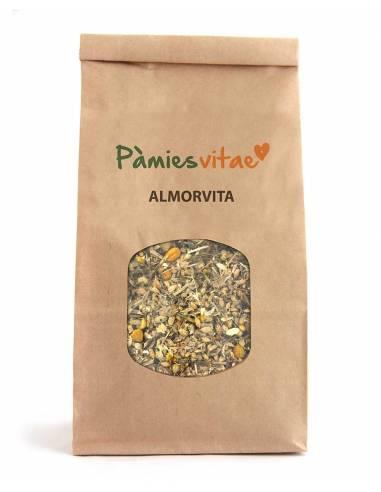 """Almorvita Mezcla de Plantas Ecológicas Para el Tratamiento de Almorranas o Hemorroides de """"Pàmies Vitae"""" ( 120 g)"""
