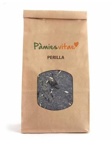 """Perilla en  Hojas Ecológica de """"Pàmies Vitae"""" (100 gr)"""
