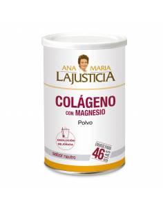 """Colágeno con Magnesio en Polvo de """"Ana Maria Lajusticia"""" (350 gr)"""