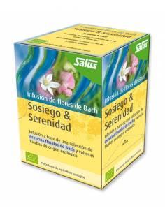 """Infusión Sosiego & Serenidad de Flores de Bach de """"Satus"""" (15 bolsas/30gr)"""