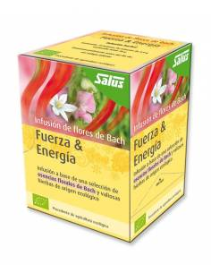 """@Infusión Fuerza & Energía de Flores de Bach de """"Satus"""" (15 bolsas/30 gr)"""
