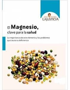 """Libro """"El Magnesio, clave para la salud"""" de Ana María Lajusticia"""