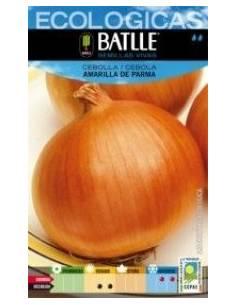 """@Semillas de Cebolla Amarilla de Parma Ecológica de """"Semillas Batlle"""" (250 sem/gr)"""