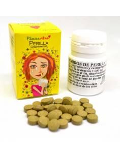 """Comprimidos de Perilla Ecológico de """"Pàmies Vitae"""" (100 Unidades)"""