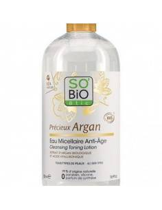 "@Agua Micelar Antiedad Argan Bio de ""Léa Nature"" (500ml)"