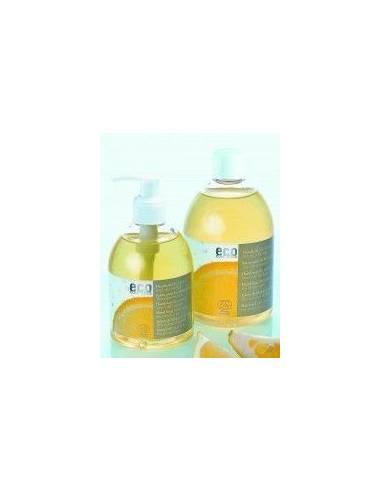 """Jabón de Manos con Limón Ecológico de """"Eco Cosmetics"""" (300 ml)"""
