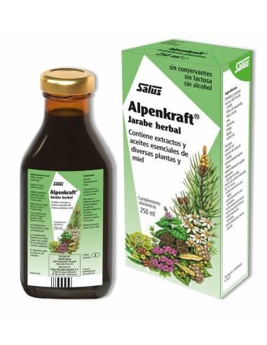"Alpenkraft Infusión Herbal Ecológica de ""Salus - Alpenkraft"" (15 bolsitas de 2g)"