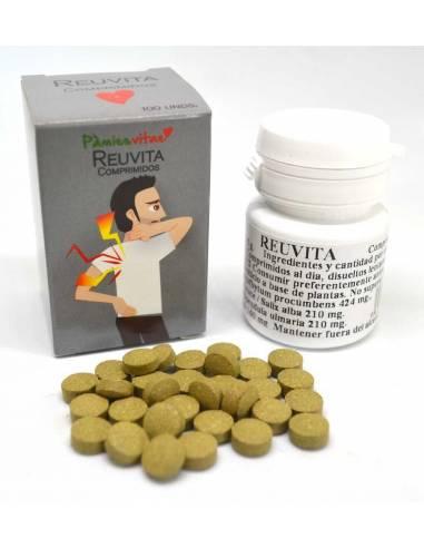 """Comprimidos de Reuvita de """"Pàmies Vitae"""" (100 unidades)"""