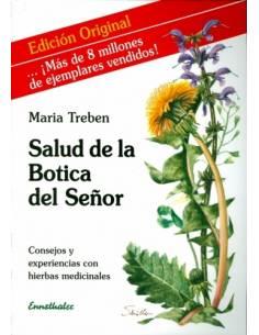"""Libro """"Maria Treben, Salud de la Botica del Señor"""" de Maria Treben"""