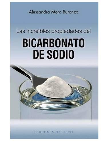 """Libro """"Bicarbonato Sódico"""" de Alessandra Buronzo"""