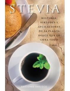 """Libro """"Estevia"""""""