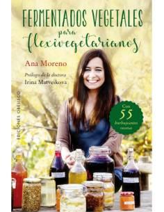 Fermentados vegetales para flexivegetarianos, de Ana Moreno