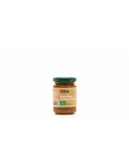 Pesto Rosso de tomates secos 140g