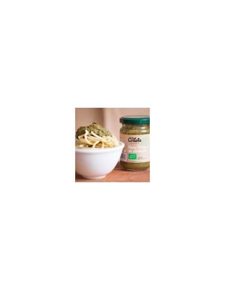 Pesto Verde de albahaca 140g