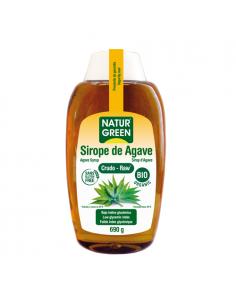 NaturGreen Syrup/Sirope Agave Crudo Bio 500 ml / 690 g