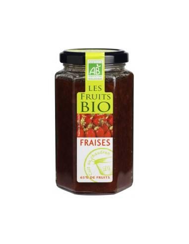 Mermelada Fresa 100% Fruta 300g. Bio