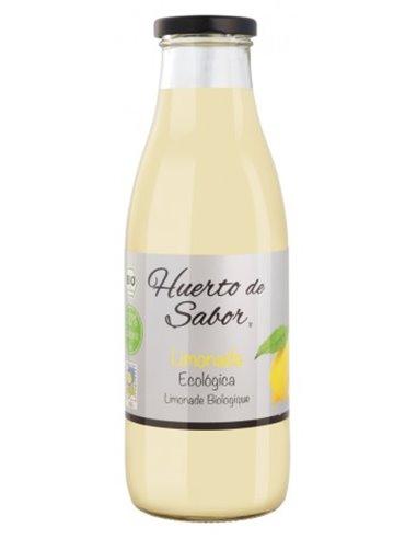 "Limonada Ecológica de ""Huerto de Sabor"" (750 ml)"