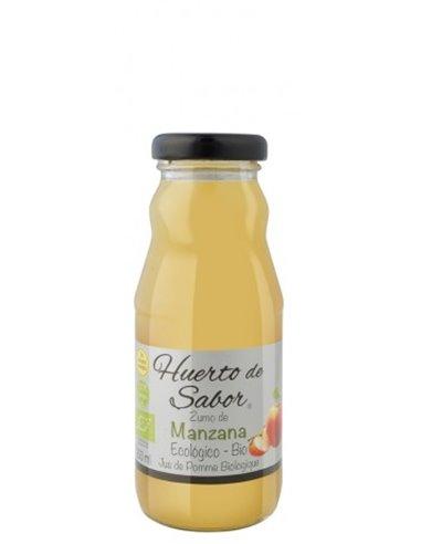 """Zumo de Manzana Ecológica de """"Huerto de Sabor"""" (750 ml)"""